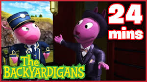 Backyardigans Movies The Backyardigans Le Master Of Disguise Ep 51 Clip New