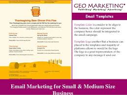 email marketing for small and medium size businesses