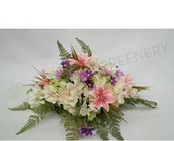 graveside flowers artificial flowers for hedgestone silk flowers perth wa australia