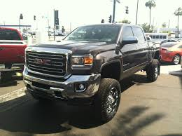 lifted gmc suspension phoenix automotive expressions