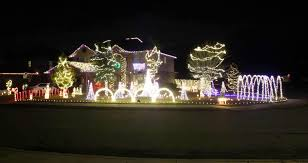 denton county christmas lights this selena christmas light show is a texas family s tribute to the