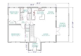 49 simple small house floor plans 12 24 tiny in 12 x 24 cabin