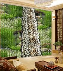 Floral Waterfall Window 1 Piece Compare Prices On Animal Print Curtains Online Shopping Buy Low
