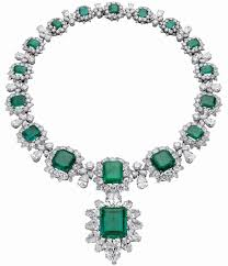 green emerald necklace images Who owns this 6 million emerald necklace pike png