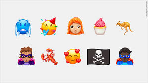 new android emojis 157 new emoji coming to ios android feb 8 2018