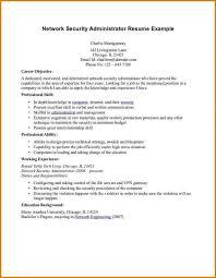 Networking Administrator Resume Systems Administrator Job Description Oracle Dba Cv Sql Sample