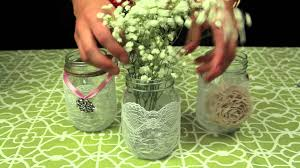 jar decorations for weddings how to decorate jars for a wedding