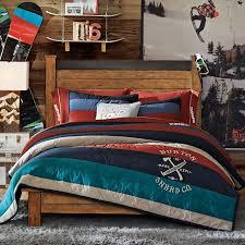 Pb Teen Bedrooms Emerson Bed Pbteen