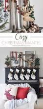 diy christmas mantel and decor ideas landeelu com