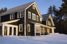 black siding with white trim my dream home pinterest white