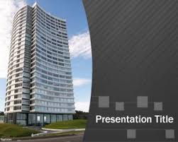 free buildings powerpoint templates