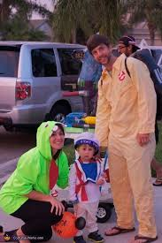 Ghostbusters Halloween Costumes Ghostbusters Family Halloween Costume