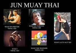 Muay Thai Memes - matt s asia journal i try muay thai
