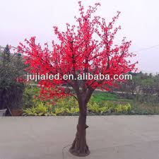 selling outdoor artificial trees lights with low price buy