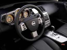 2007 nissan murano information and photos zombiedrive