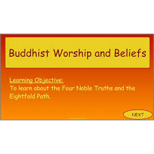 buddhist worship and beliefs the path to enlightenment