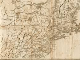 Ky Time Zone Map by 1795 To 1799 Pennsylvania Maps