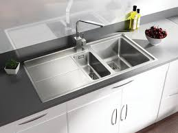 Kitchen Stainless Steel Sinks Lowes Top Mount Undermount Cleaner - Kitchen stainless steel sink