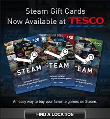 steam gift cards online tesco ascended pcmasterrace