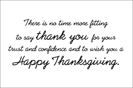 mbs communications thanksgiving card message suggestions