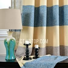 Yellow And Blue Curtains Yellow Blue Curtains Alpals Info