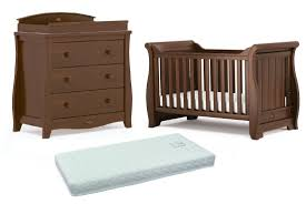 Boori Sleigh Cot Bed Sleigh Cot Package