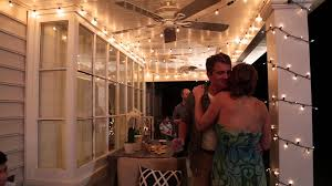 outdoor lights with bluetooth speakers bright tunes string lights with bluetooth speakers youtube