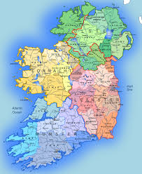 1939 Map Of Europe by Maps Of Ireland Detailed Map Of Ireland In English Tourist Map