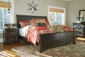 bedroom relax in the soothing space with ashley sleigh bed ashley furniture porter ashley furniture store bedroom sets ashley sleigh bed