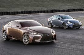 lexus sport sedan lexus lf cc concept meets is 350 f sport sedan w video