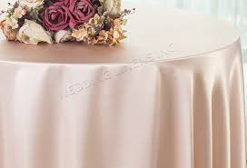 pink round table covers 90 inch blush pink satin tablecloths table cover linens