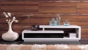 Modern Furniture Store Nj by Modrest D3033 Modern White And Black Tv Unit