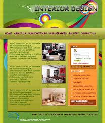 Bedroom Design Template Web Design Templates Interior Furniture Easy Branches