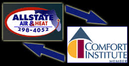 Comfort Institute Allstate Air And Heat Service In Melbourne Palm Bay Cocoa Beach
