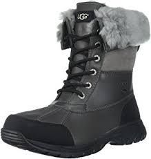 ugg boots australia mens ugg s butte boot amazon ca shoes handbags