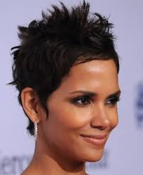 spick hair sytle for black women short spiky haircut haircut styles shorts and hair style