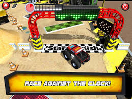 videos of monster trucks crashing max tow truck u2013drive race crash android apps on google play