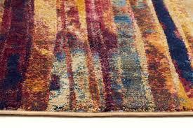 diana 853 raspberry modern rug rugtastic
