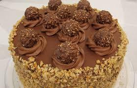 cuisine tunisienne gateau recette de pâtisserie gâteau chocolat noisette de la cuisine