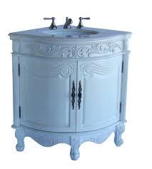 Antique Looking Vanity Bathrooms Design Bosconi Inch Antique Double Sink Bathroom