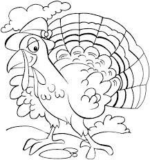 free turkey coloring pages for preschoolers futurities info