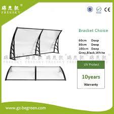 Polycarbonate Window Awnings Popular Polycarbonate Window Awnings Buy Cheap Polycarbonate