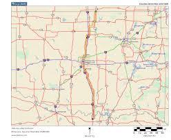 Kansas State Map Oklahoma Highways Original Oklahoma Route 4