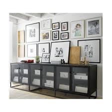 Crate And Barrel Sideboard Http Www Crateandbarrel Com Casement Black Large Sideboard