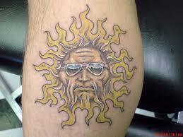 12 hippie sun designs