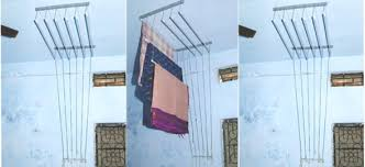 Laundry Room Hangers - bedroom best ceiling and balcony electric clothes laundry hanger