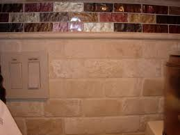 How To Grout Porous Tile - No grout tile backsplash