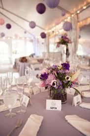 Lantern Centerpieces Wedding Fun Modern Maryland Wedding Reception Olivia Patrick United