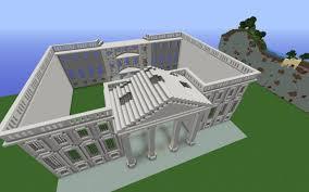 minecraft white house floor plans house plans