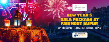 what to buy for new year new year s gala package at fairmont jaipur buy tickets